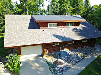 Itasca County Single Family Home For Sale: 54780 Rainbow Road