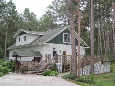 Bemidji Single Family Home For Sale: 365 Swedmark Drive SW