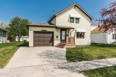 Crookston Single Family Home For Sale: 108 5th Avenue N