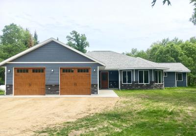 Bemidji Single Family Home For Sale: 1380 Schroeder Road NW