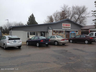 Solway MN Commercial For Sale: $69,900