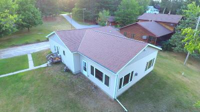 Bemidji Single Family Home For Sale: 49744 Thistle Drive