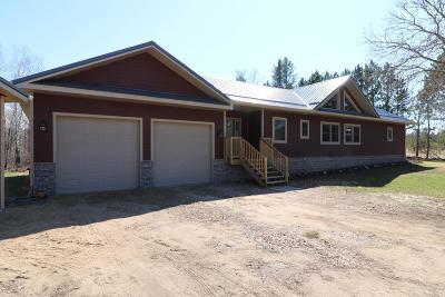 Bemidji Single Family Home For Sale: 9542 Power Dam Road NE