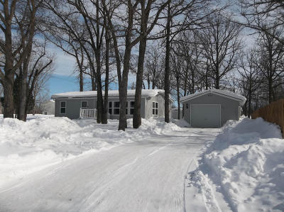 Red Lake Falls MN Single Family Home For Sale: $83,900