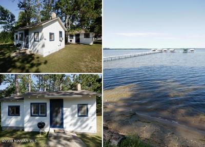 Bemidji Single Family Home For Sale: 3527 Mission Road NE