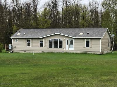 Blackduck MN Single Family Home For Sale: $134,900