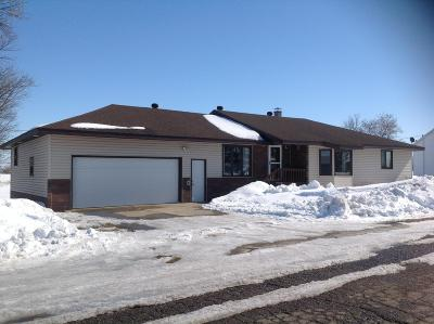 Mentor MN Single Family Home For Sale: $122,500