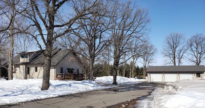 Thief River Falls Single Family Home For Sale: 1334 Pennington Avenue S