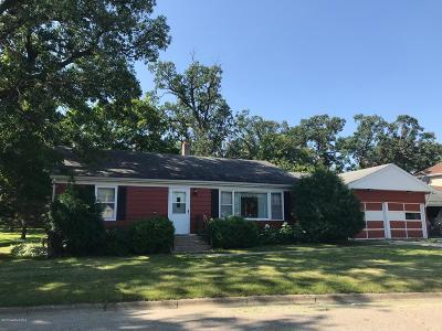 Fosston Single Family Home For Sale: 618 8th Street NE