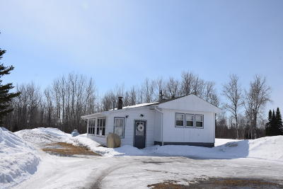 Bemidji Single Family Home For Sale: 1336 Lakewood Drive NW