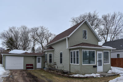 Single Family Home Pending: 317 State Avenue N