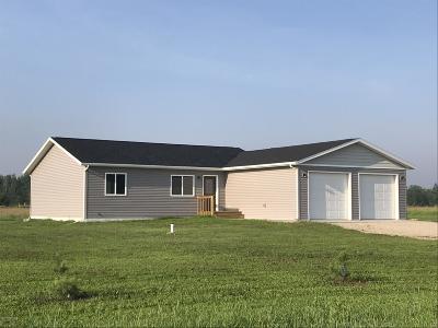 Bemidji Single Family Home For Sale: Last Road