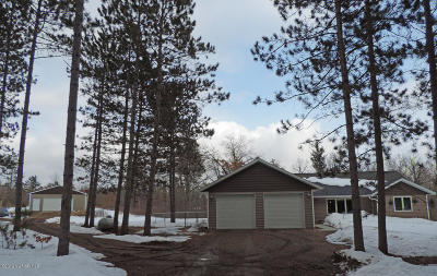 Bemidji Single Family Home For Sale: 4210 Beltree Drive NE