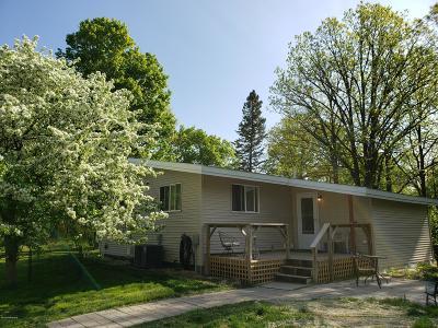 Bemidji Single Family Home For Sale: 10322 Knappen Hill Road NE