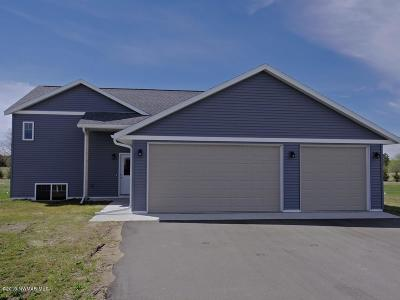 Bemidji Single Family Home For Sale: 2008 Whiting Road NW #14