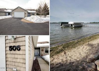 Bemidji Single Family Home For Sale: 506 Shoreacres Court SW