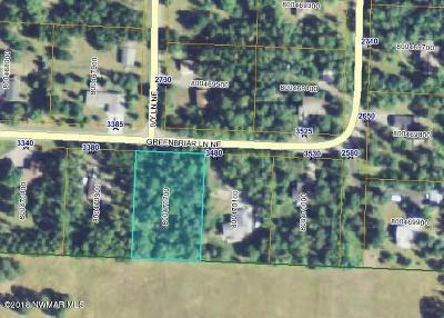 Residential Lots & Land For Sale: Greenbriar Lane NE