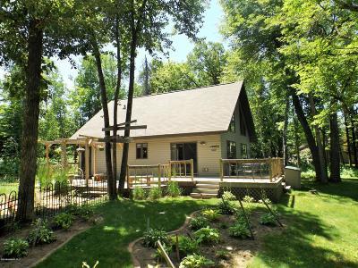 Bemidji Single Family Home For Sale: 51853 219th Avenue