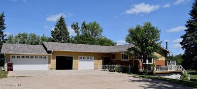 Thief River Falls Single Family Home For Sale: 14002 132nd Avenue NE