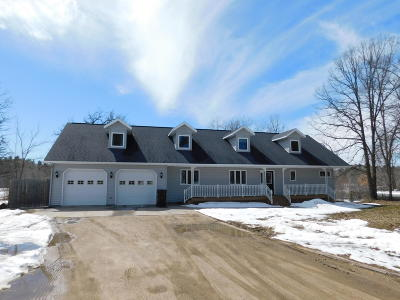 Bemidji Single Family Home For Sale: 10653 Ridgedale Court NE
