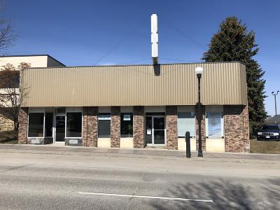 Crookston MN Commercial For Sale: $130,000