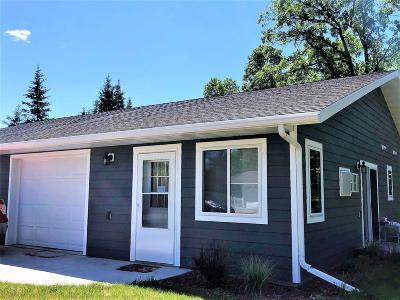 Badger Single Family Home For Sale: 204 West Poplar Unit B Avenue