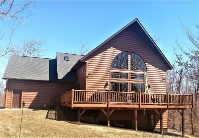 Bemidji, Shevlin, Solway, Bagley, Clearbrook, Leonard Single Family Home For Sale: 454 Wagon Wheel Drive SE #17