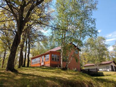 Bemidji Single Family Home For Sale: 1649 Stone Lake Road NW