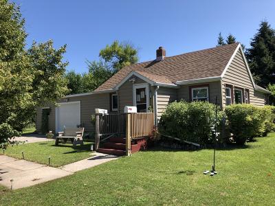 Crookston Single Family Home For Sale: 301 5th Avenue S