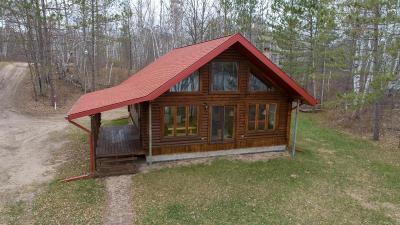 Bemidji, Shevlin, Solway, Bagley, Clearbrook, Leonard Single Family Home For Sale: 8574 Esther Lane NE