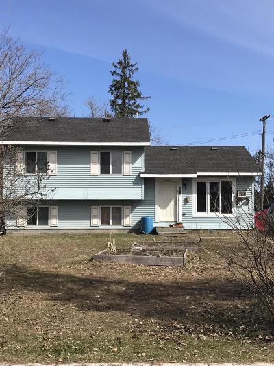 Cass Lake MN Single Family Home For Sale: $115,000