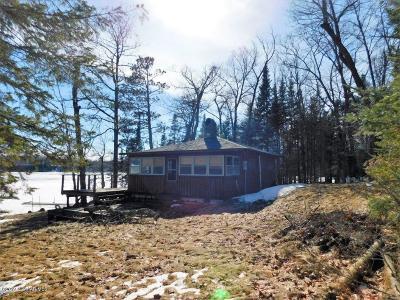 Bemidji Single Family Home For Sale: 3432 Gryce Styne Road NE
