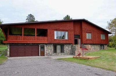 Bemidji, Shevlin, Solway, Bagley, Clearbrook, Leonard Single Family Home For Sale: 1912 Ventura Drive SE