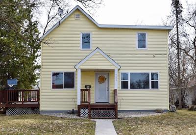 Thief River Falls Single Family Home For Sale: 704 Tindolph Avenue S