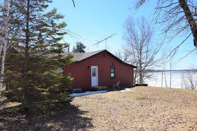 Bemidji Single Family Home For Sale: 15841 Woodhaven Lane NE