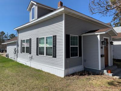 Bemidji Single Family Home For Sale: 807 Minnesota Avenue NW