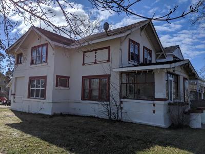 Bemidji Single Family Home For Sale: 1220 Bemidji Avenue N
