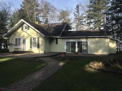 Bemidji Single Family Home For Sale: 5829 Lavinia Road NE