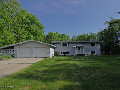 Bemidji Single Family Home For Sale: 7437 Jewel Drive NE