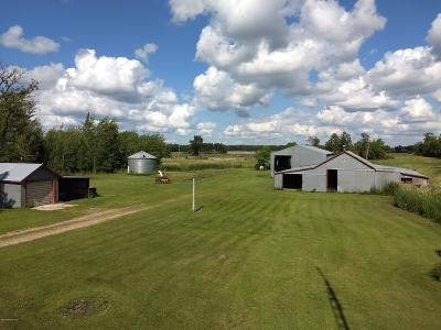 Bagley MN Single Family Home For Sale: $93,500