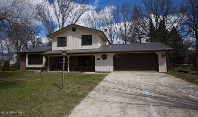 Thief River Falls Single Family Home For Sale: 108 Kenwood Court