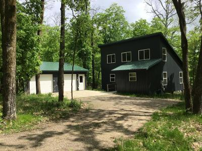 Bemidji Single Family Home For Sale: 4624 Knollwood Drive SE