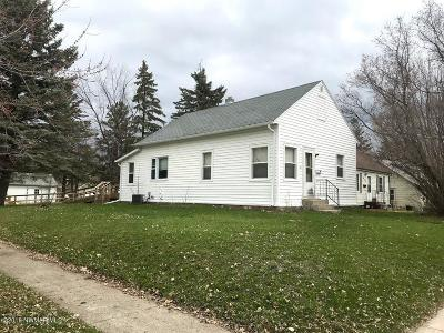 Fosston Single Family Home For Sale: 603 1st Street E