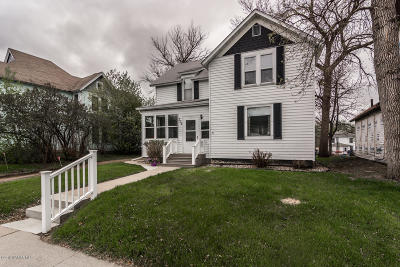 Crookston Single Family Home For Sale: 309 Houston Avenue