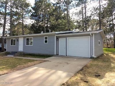 Bagley MN Single Family Home For Sale: $94,900