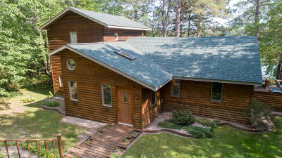 Bemidji Single Family Home For Sale: 13742 Hawkeye Point NE