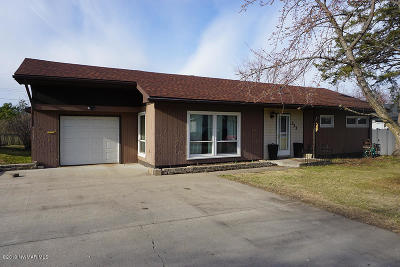 Bemidji Single Family Home For Sale: 323 Norwood Drive NE