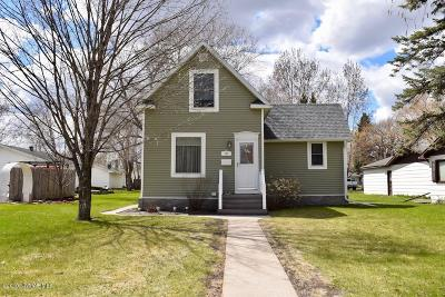 Thief River Falls Single Family Home For Sale: 509 State Avenue N