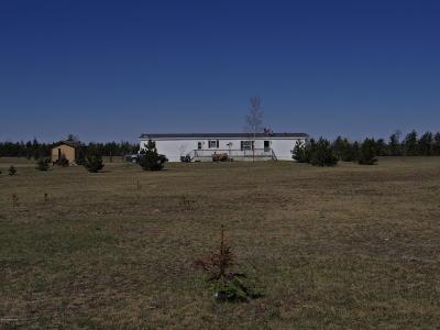 Bemidji Single Family Home For Sale: 9537 Werner Road NW