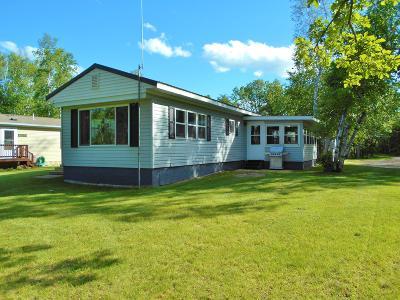 Bemidji Single Family Home For Sale: 1701 Crosby Court SE #1